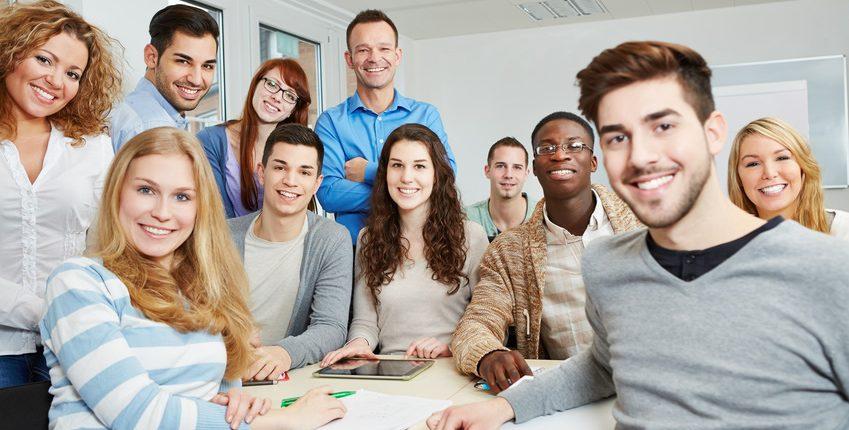 Alumnos satisfechos en Proficiency centro de idiomas academia omar